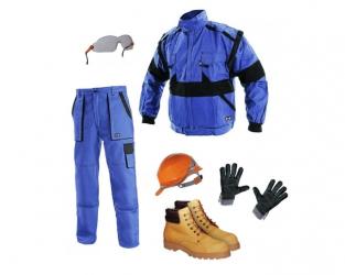 Pracovní a volnočasové oděvy
